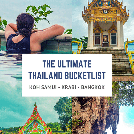 The Ultimate India Travel Bucketlist Guide