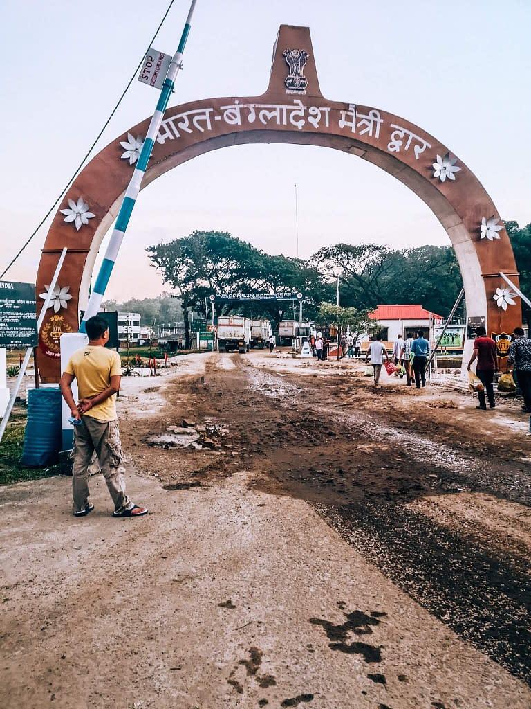 India Bangladesh Border_Meghalaya