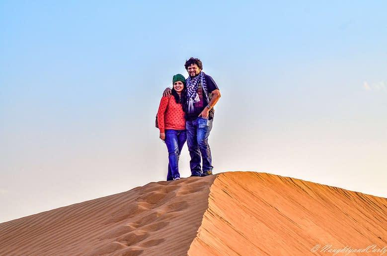 Desert safari_dubai