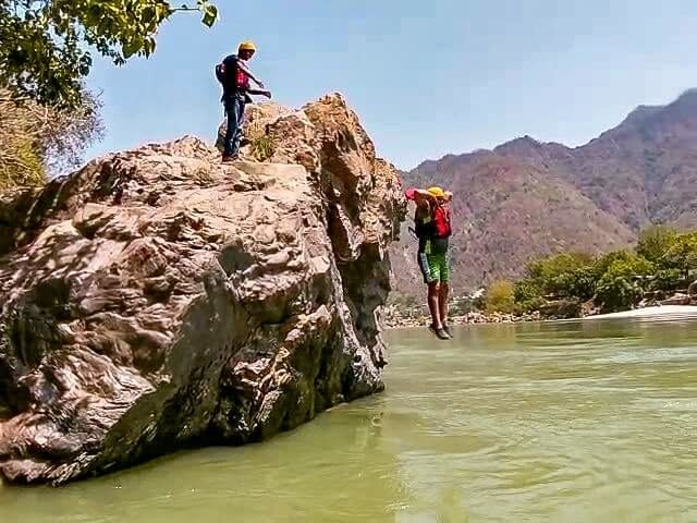 Cliffjumping_Rishikesh