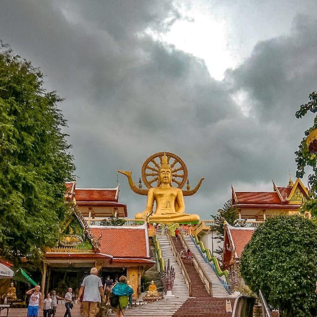 Koh Samui_Big Buddha_Thailand