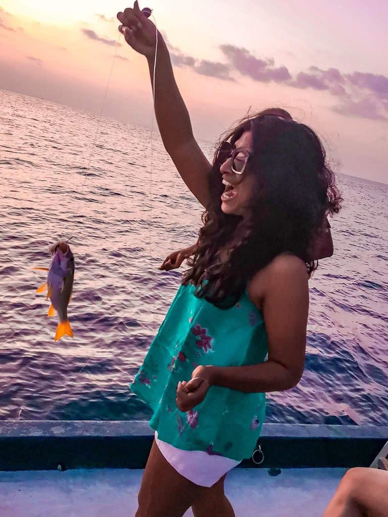Night Fishing_Maldives