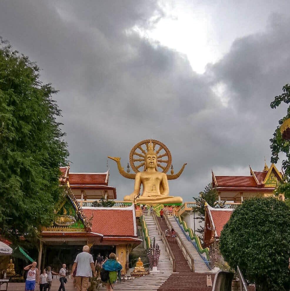WatPhrai_BigBuddha_KohSamui_Thailand