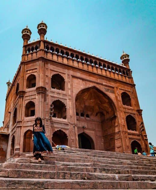 Jama Masjid_Delhi