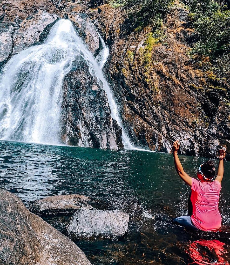 Dudhsagar waterfall_southgoa